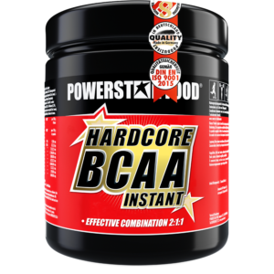 BCAA, Instant